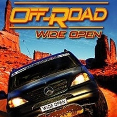 Joc XBOX Clasic Off - Road Wide open