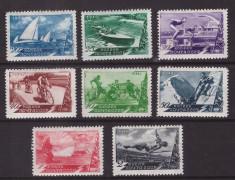 URSS 1949 - Sport, serie neuzata foto