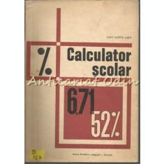 Calculator Scolar - Ioan Olimpiu Luca