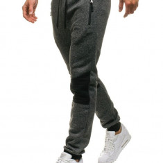 Pantaloni de trening bărbați negru Bolf W1209
