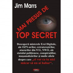 Mai presus de TOP SECRET - Jim Marrs