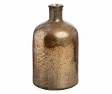 Cumpara ieftin Vaza Rose Gold Bottle - Hill Interiors, Galben & Auriu