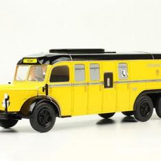 Macheta autobuz MERCEDES-BENZ O 10000 Osterreichische Post - 1938 scara 1:43