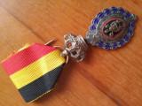 Belgia Ordinul muncii medalia muncii RARE, Europa