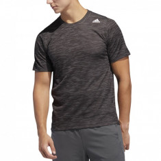 Tricou adidas FreeLift Tech Fitted Striped Heathered Tee DW9818 pentru Barbati