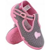 Sandale pentru copii, RenBut, Fete, 19 - 27, Gri