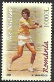 B0469 - Romania 2004 - Ilie Nastase neuzat,perfecta stare