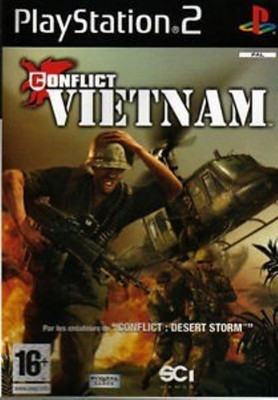 Joc PS2 Conflict Vietnam foto