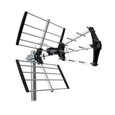 Antena DVB-T Cabletech, activa, amplificator incorporat, 21-69 de canale foto