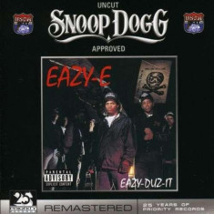 EazyE EazyDuz It remastered (cd)