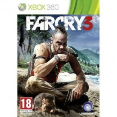 Far Cry 3  - XBOX 360 [Second hand], Shooting, 16+, Single player