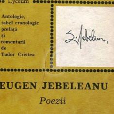 Poezii (Jebeleanu Eugen)