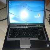 Laptop Dell Latitude D620, Intel Pentium, Sub 80 GB, 14