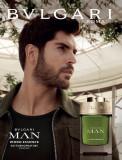 Bvlgari Man Wood Essence Set (EDP 100ml + AS Balm 100ml + Bag) pentru Bărbați