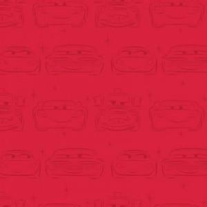 Rola tapet Disney Cars Decofun, 10 x 0.52 m