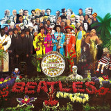 Beatles The Sgt. Ppeppers Lonely Hearts Club Band 180g LP remaster 2009 (vinyl)