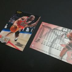 Cartonas Fleer NBA 96-97 Michael Jordan