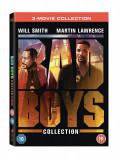 Filme Bad Boys 1-3 Trilogy DVD BoxSet Complete Collection Originale