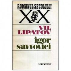 Igor Savvovici