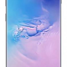 Telefon Mobil Samsung Galaxy S10, Dynamic AMOLED Capacitive touchscreen 6.1inch, 8GB RAM, 128GB Flash, Camera Tripla 12+12+16MP, 4G, Wi-Fi, Dual SIM,, Albastru, Neblocat, Smartphone