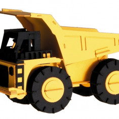 Camion macheta 3D Fridolin
