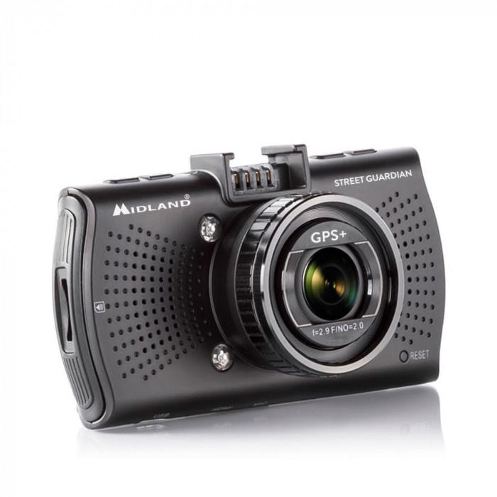 Resigilat : DVR auto Midland Street Guardian GPS+ cod C1284.01