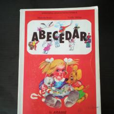 Abecedar editura Aramis an 1998 (Marcela Penes și Vasile Molan)