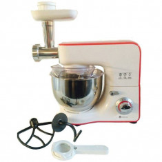 Robot de bucatarie Studio Casa French Cuisine Bol 5.5 litri 10 viteze 1000W Alb