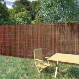 Gard din salcie, 5 x 1,5 m