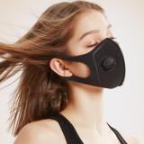 Cumpara ieftin Masca de Protectie Praf Anti Ceata Smog PM2.5 Breathing Valve Reutilizabila