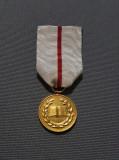 Medalia Meritul stiintific - cutia originală