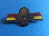 Insigna - Specialist de clasa - Scafandru militar - clasa a 3 a