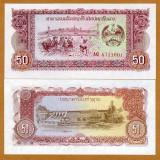 LAOS 50 kip - UNC