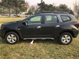 Ornament INOX Prag din 6 piese Dacia Duster II 2018-> AL-220419-6