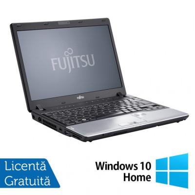 Laptop FUJITSU SIEMENS P702, Intel Core i5-3320M 2.60GHz, 4GB DDR3, 320GB SATA, 12.1 Inch + Windows 10 Home foto
