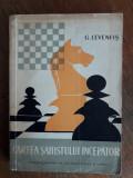 Cartea sahistului incepator - G. Levenfis / R2P2F
