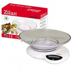 Cantar de Bucatarie Electronic Zilan ZLN7697
