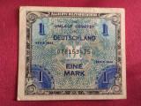 Bancnota 1 Mark Germania 1944 - Allied Military, P-192