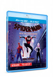 Omul-Paianjen: In lumea paianjenului / Spider-Man: Into the Spider-Verse - BLU-RAY 3D + 2D Mania Film