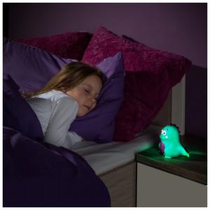 Lampa de veghe MyLovelyMonster Reer, LED, Verde
