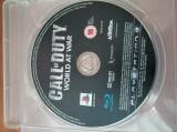 Joc Call of duty World at War, PS3, original, fără copertă, alte sute de titluri
