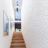 Mozaic Marmura Thassos 3D Antichizat - Lichidare stoc