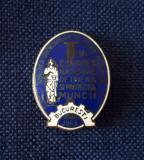 Insigna Medicina - Igiena si Protectia muncii - 1963