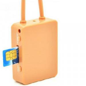 Colier GSM iUni Spy C3, casca cu microvibratii nedetectabila