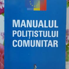 Manualul Politistului Comunitar