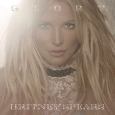 Britney Spears Glory deluxe ed. (cd)