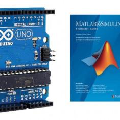 Kit student Arduino UNO + MATLAB și Simulink