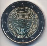 Moneda LITUANIA 2 euro comemorativa 2019_Sutartinės, UNC, Europa, Cupru-Nichel