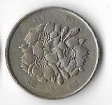 Moneda 100 yen 1980 - Japonia, Asia