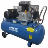 Compresor de aer 100 litri , 2.2kw , AIRMAX, Compresoare cu piston
